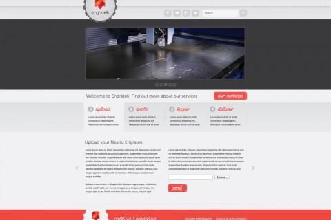 Engratek Website