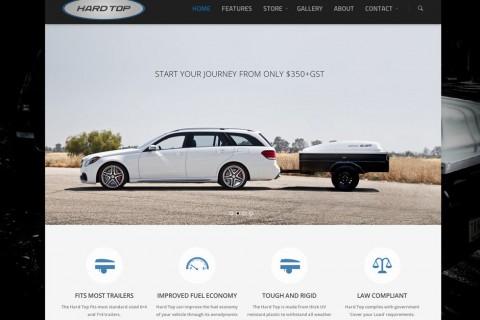 Hard Top Website