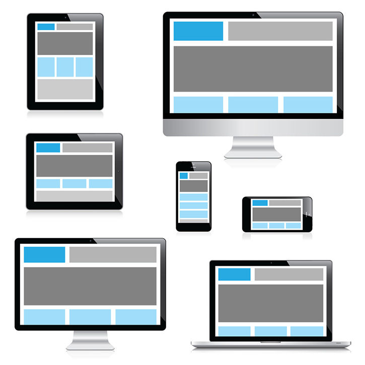 responsive design small business