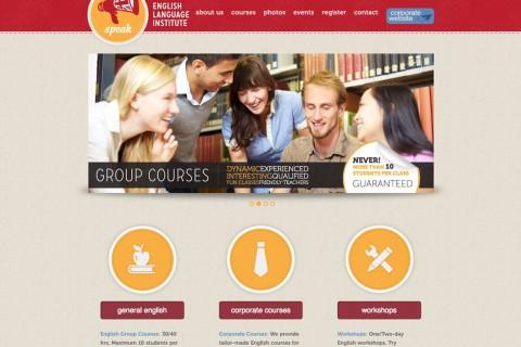 Speak – English Language Institute