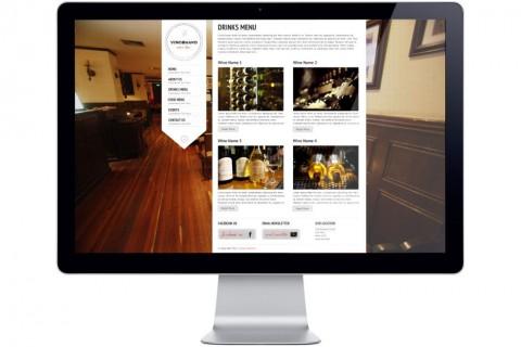 Vino Bravo Website