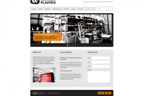 Warringah Plastics Alternative Concept