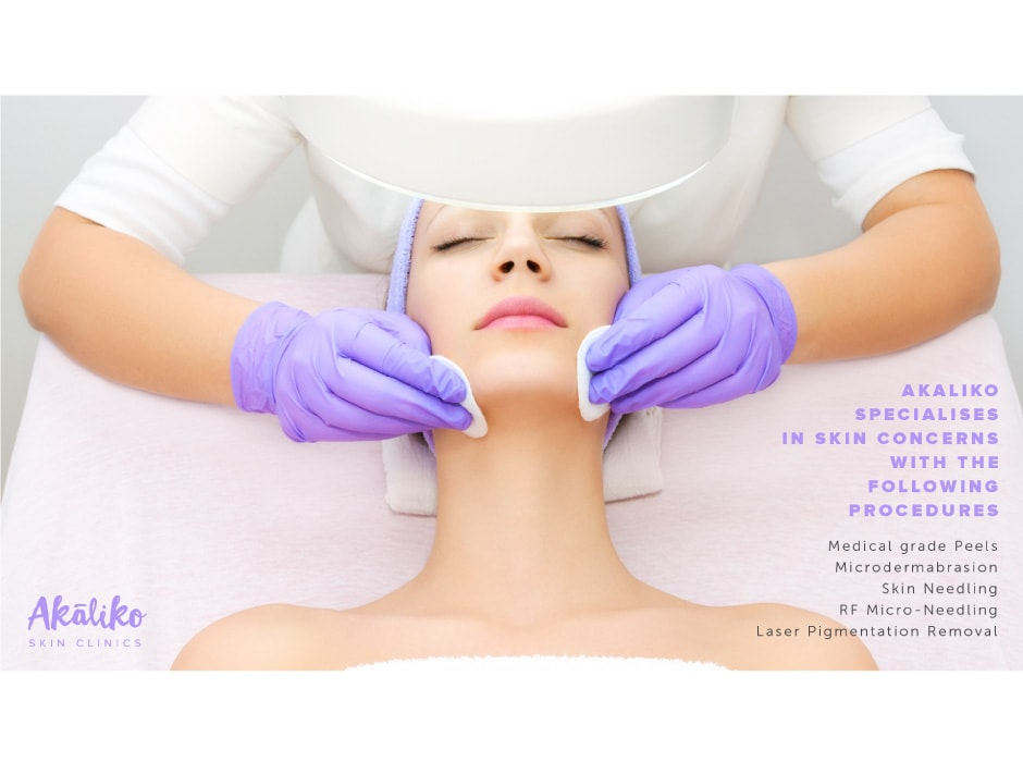Akaliko Skin Clinics TV Slide 2