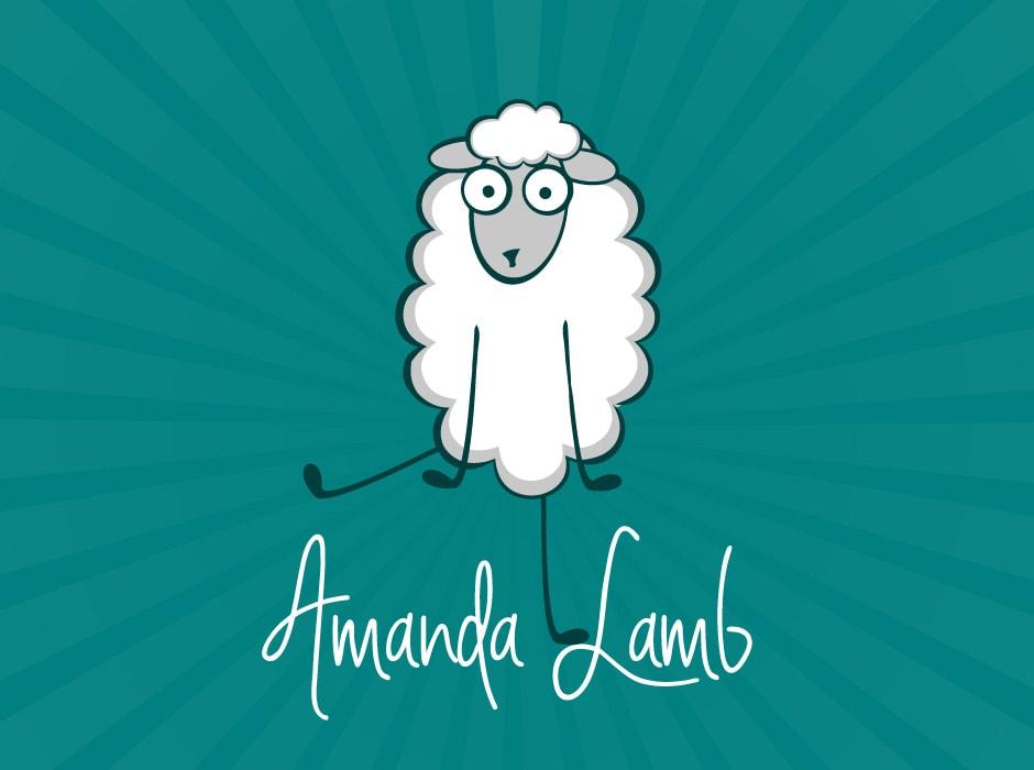 Amanda Lamb Bass Drum