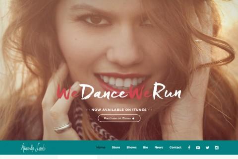 Amanda Lamb We Dance We Run Website Top
