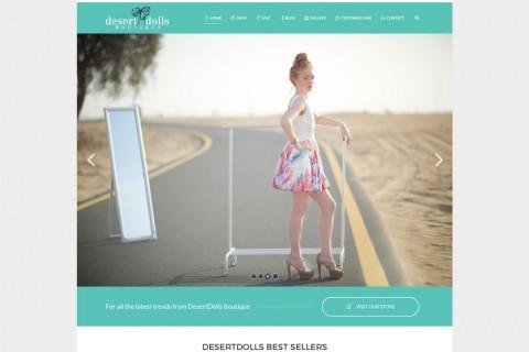 Desert Dolls Online Boutique Fashion Store 1