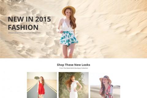 Desert Dolls Online Boutique Fashion Store 2
