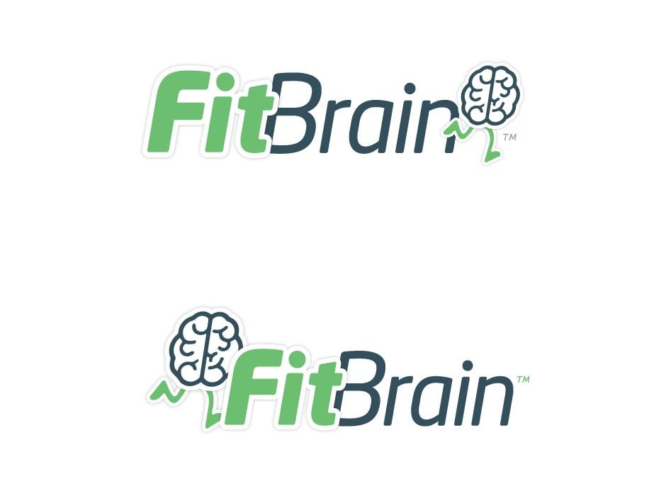 FitBrain Logo Design 1