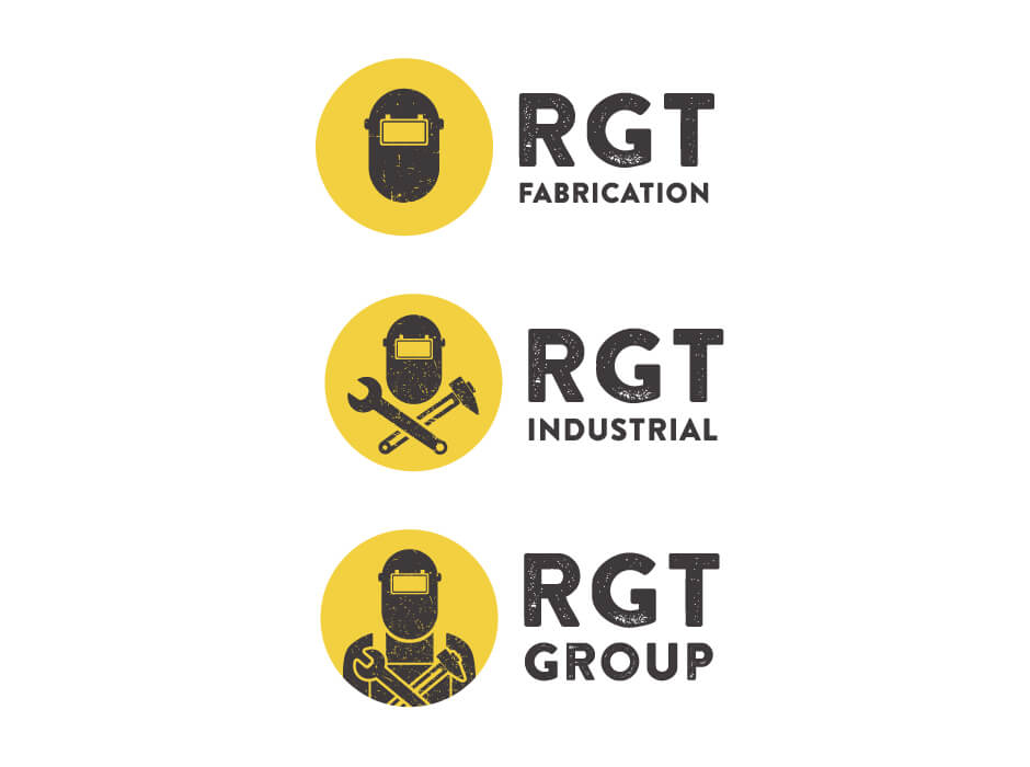RGT Logo Series Design
