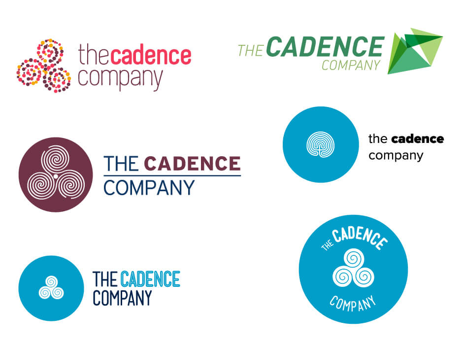 The Cadence Company Logo Design