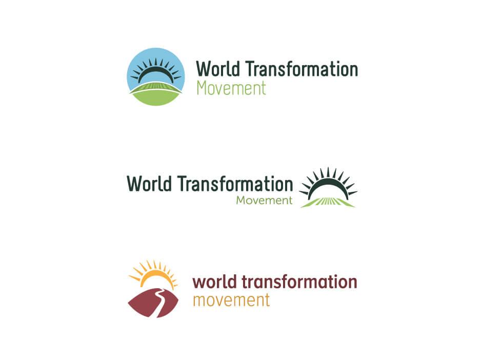 World Transformation Movement Logo Design
