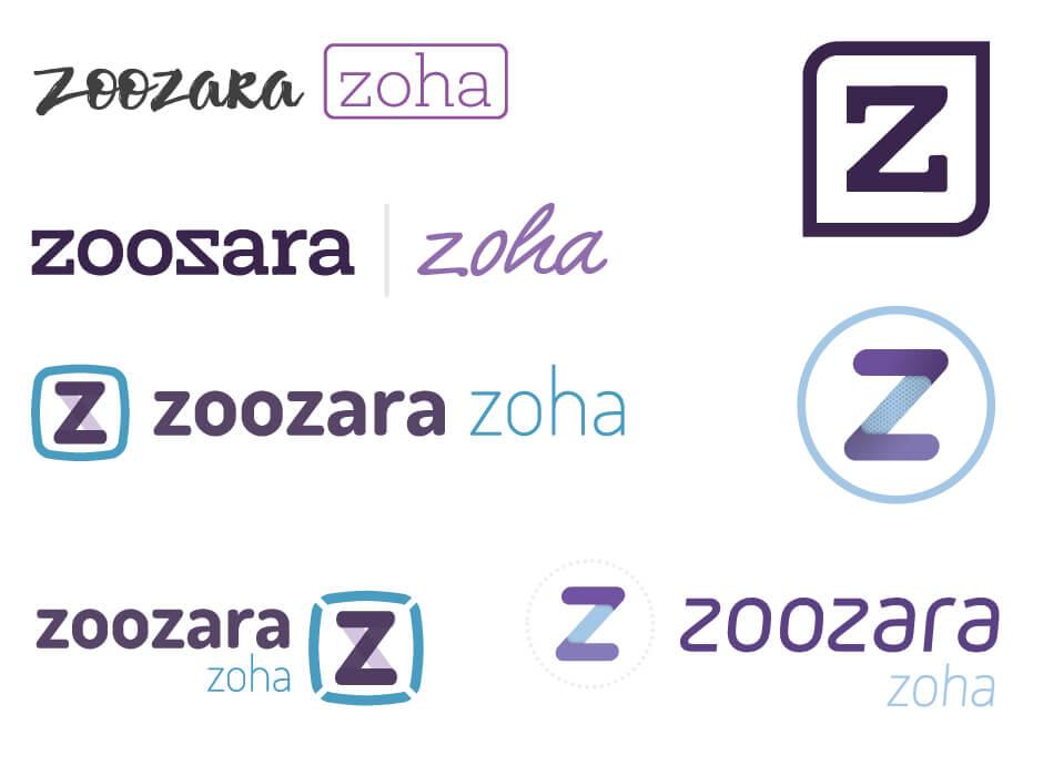 Zoozaro Logo Design