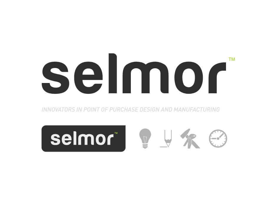 Selmor Logo Design