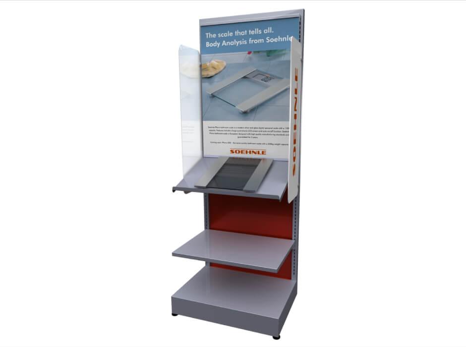 Soenhle Display Stand