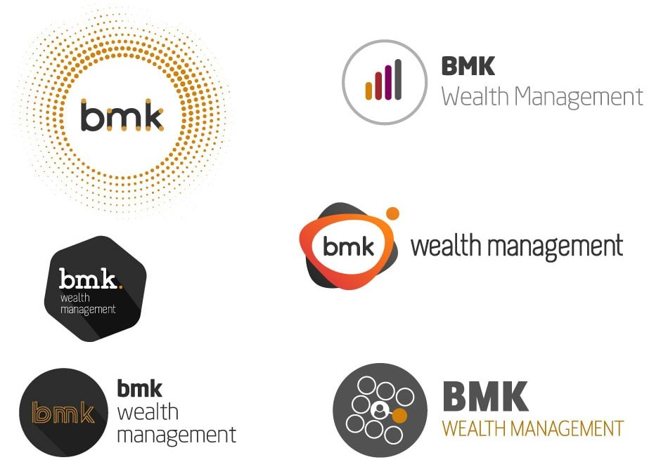 BMK Wealth Management Logo