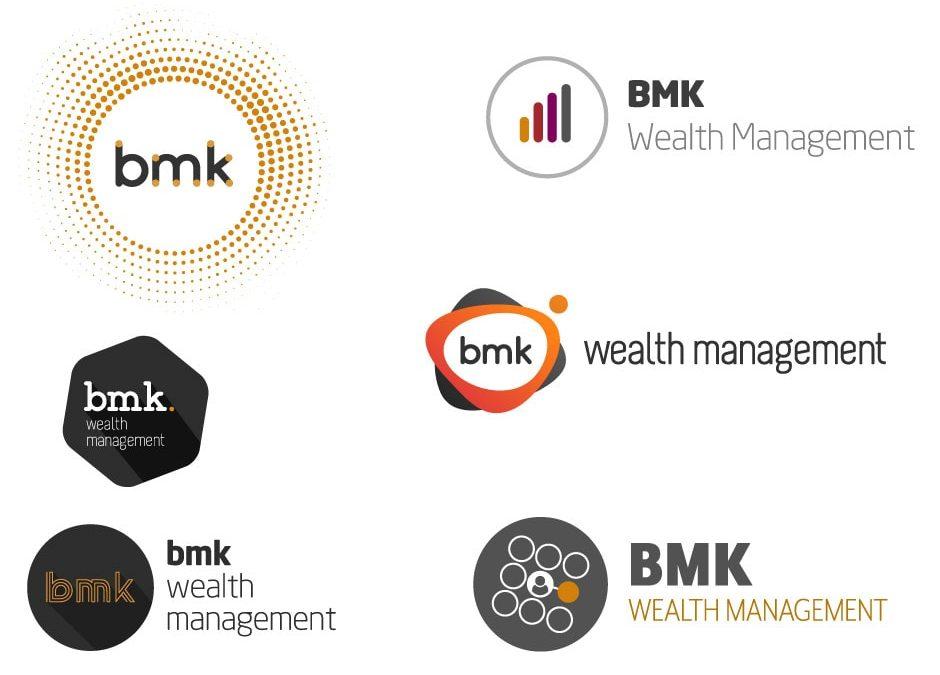 BMK Wealth Management Logo
