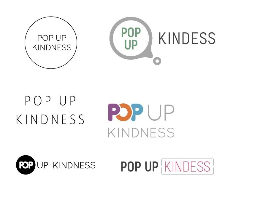 Pop Up Kindness Logo