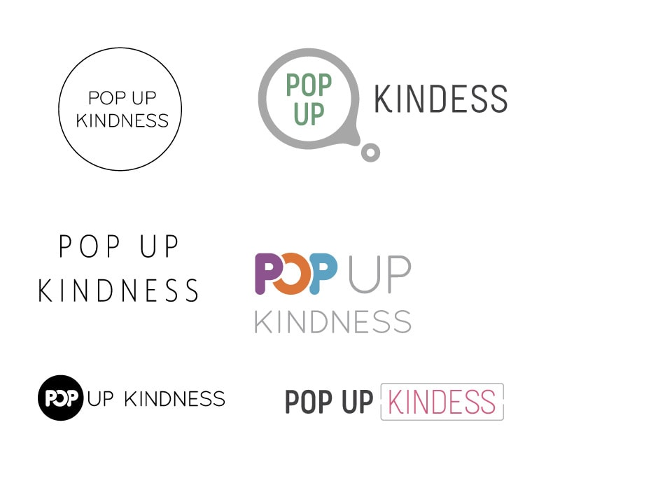 Pop Up Kindness Logo