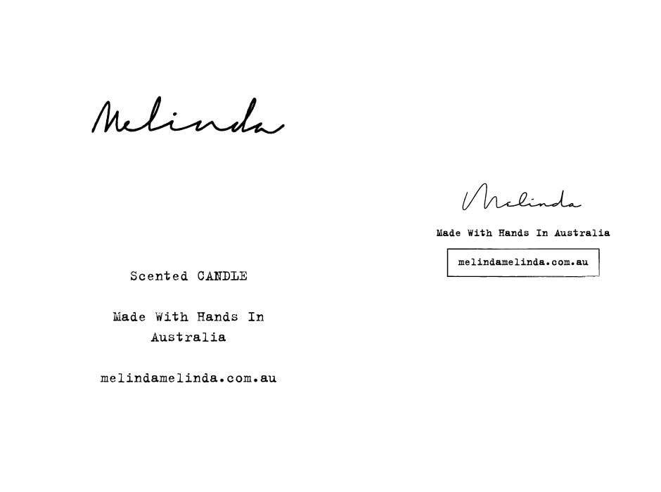 Melinda Business Card