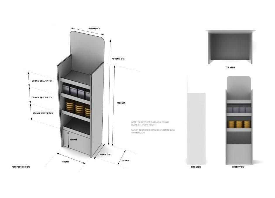 POS Display Design