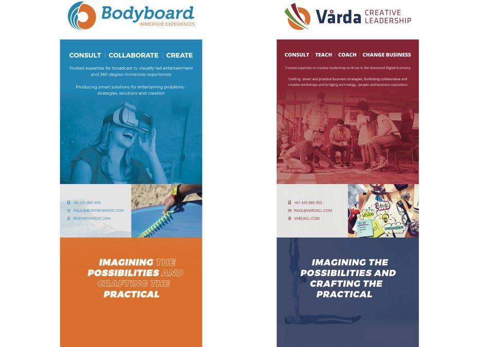 Bodyboard and Varda Websites