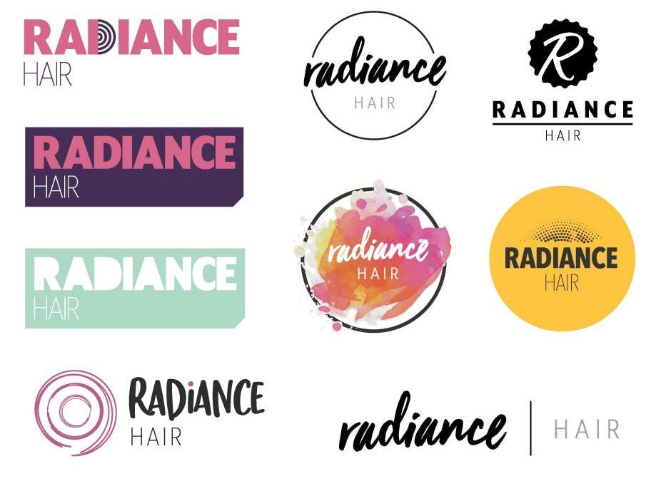 Radiance Hair Logo