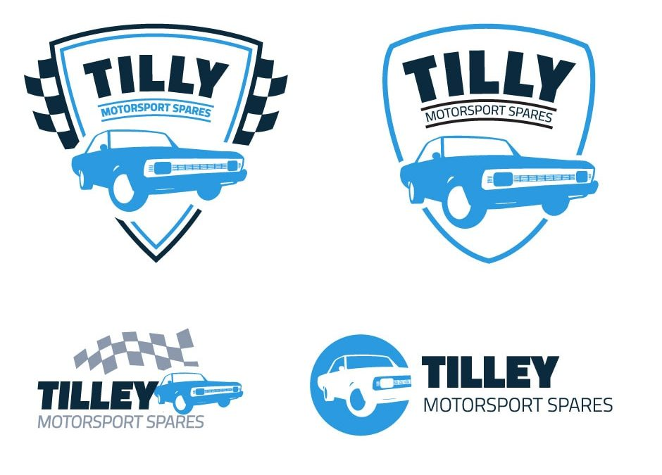 Tilly Motorsport Spares Logo