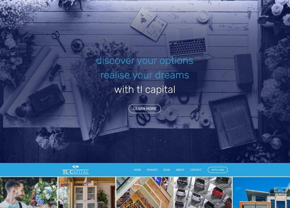 TL Capital Website