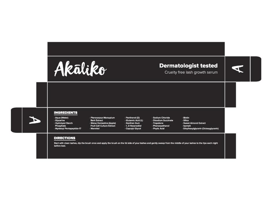 Akaliko Box Design