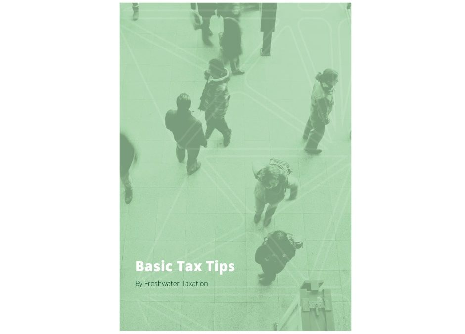 Freshwater Taxation eBook