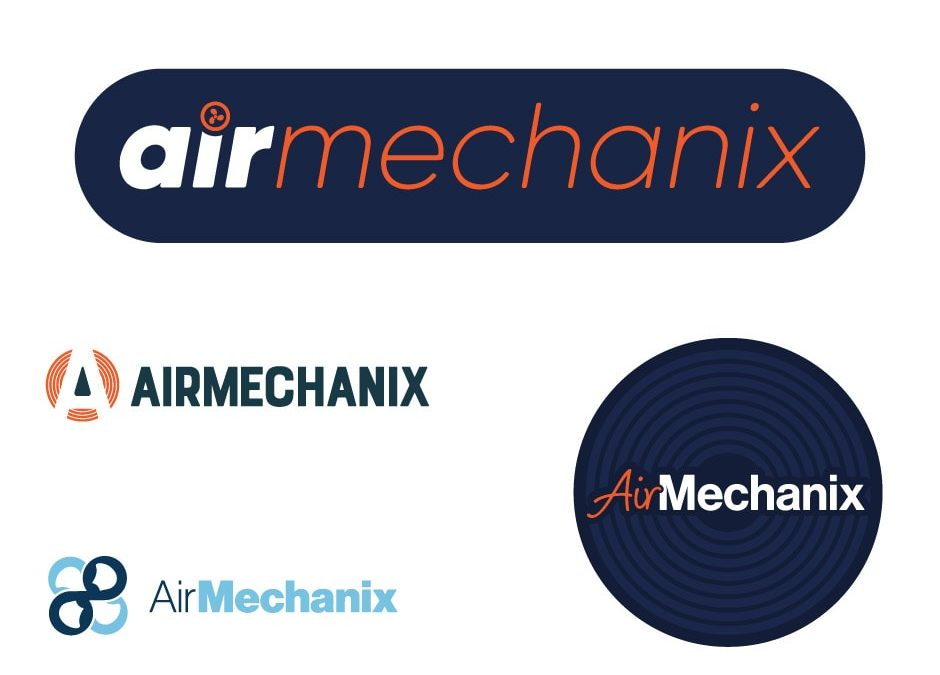 Air Mechanix Logo
