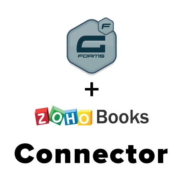 Zoho Books to Gravity Forms Connector