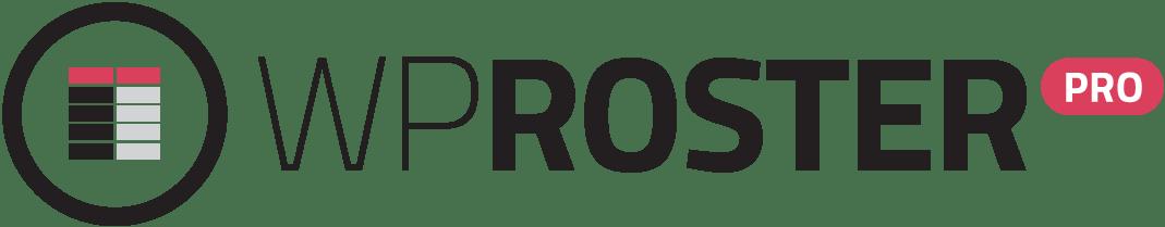 WP Roster Logo