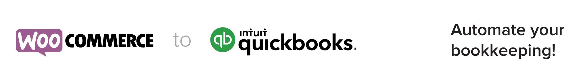 WooCommerce to Intuit QuickBooks