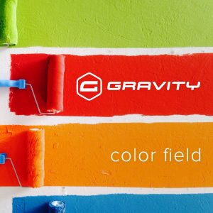 gravity forms color field