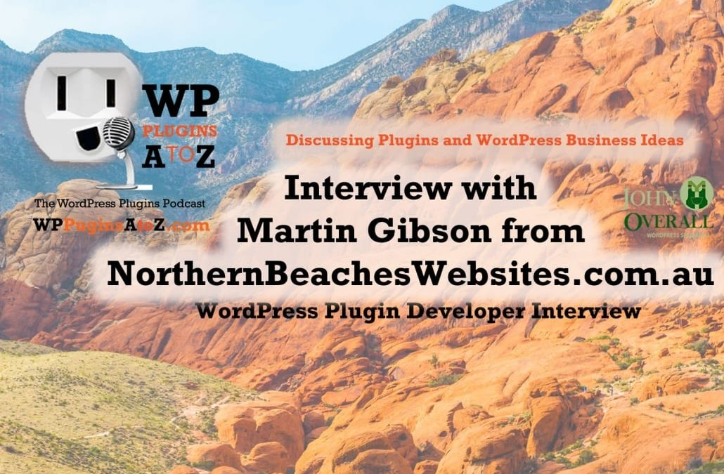 Interview 38 with Martin Gibson from Northern Beaches Websites